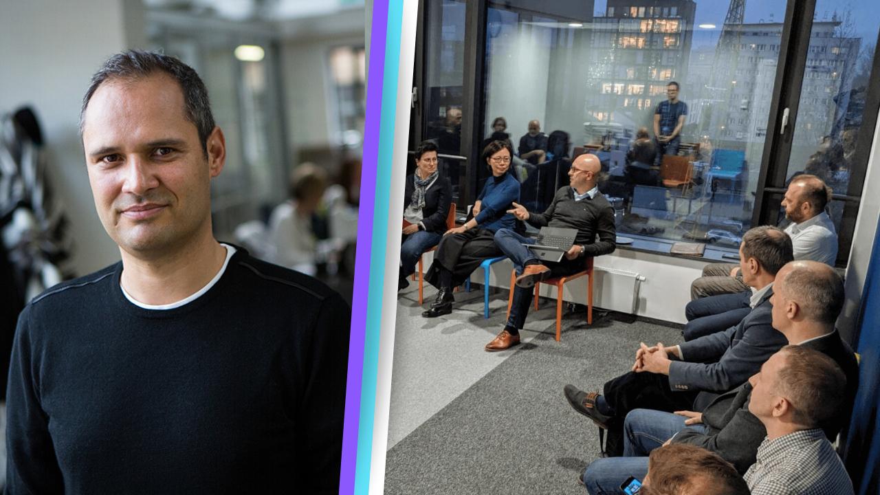 Lars Fjeldsoe-Nielsen for Bitspiration Booster portfolio founders